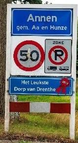 Annen het leukste dorp van Drenthe